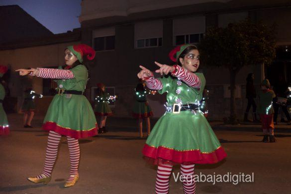 Los Reyes Magos llenan de ilusión Benejúzar 30