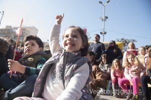 Los niños se adelantan a las campanadas en Orihuela 54