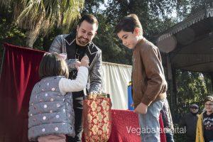 Los niños se adelantan a las campanadas en Orihuela 52