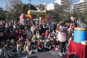 Los niños se adelantan a las campanadas en Orihuela 53
