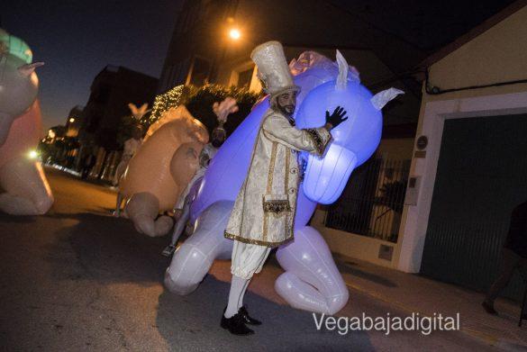 Los Reyes Magos llenan de ilusión Benejúzar 38