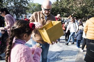 Los niños se adelantan a las campanadas en Orihuela 7