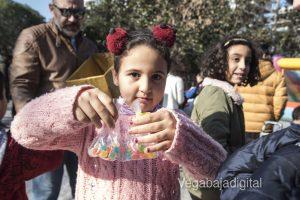 Los niños se adelantan a las campanadas en Orihuela 11