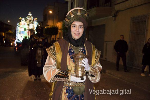 Los Reyes Magos llenan de ilusión Benejúzar 43
