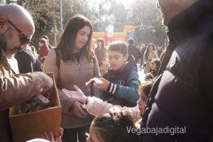 Los niños se adelantan a las campanadas en Orihuela 10