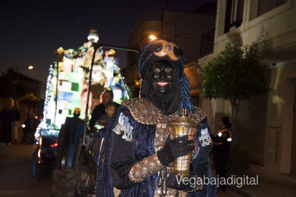 Los Reyes Magos llenan de ilusión Benejúzar 44
