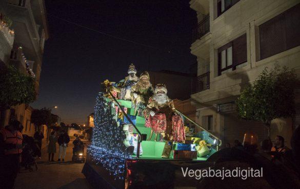Los Reyes Magos llenan de ilusión Benejúzar 45