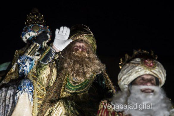 Los Reyes Magos llenan de ilusión Benejúzar 46