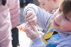 Los niños se adelantan a las campanadas en Orihuela 30