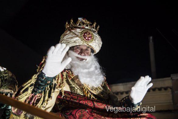 Los Reyes Magos llenan de ilusión Benejúzar 49