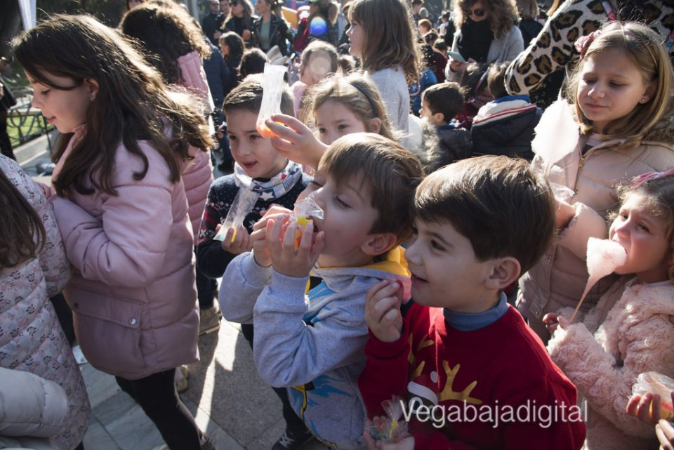 Los niños se adelantan a las campanadas en Orihuela 6