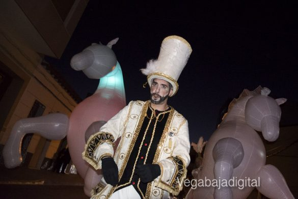 Los Reyes Magos llenan de ilusión Benejúzar 54