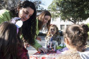 Los niños se adelantan a las campanadas en Orihuela 61