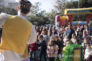 Los niños se adelantan a las campanadas en Orihuela 36