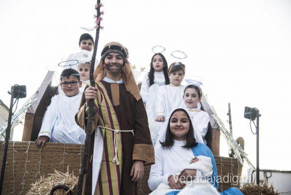 Los Reyes Magos llenan de ilusión Benejúzar 11