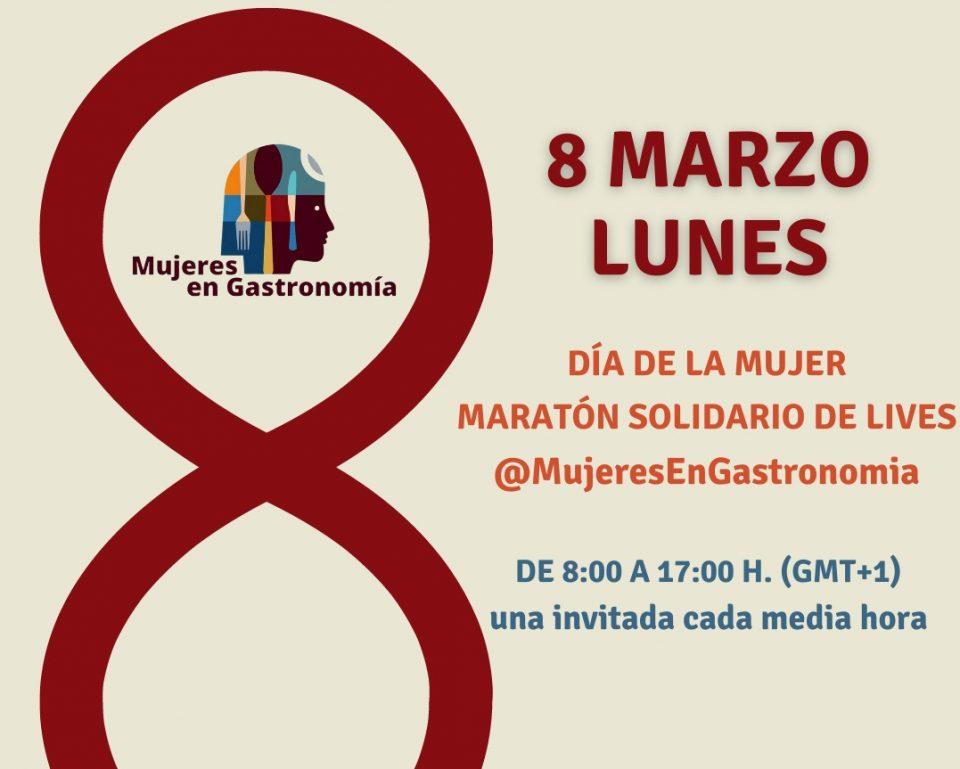 La chef Aurora Torres participará el 8M en la maratón solidaria de Mujeres en Gastronomía 6