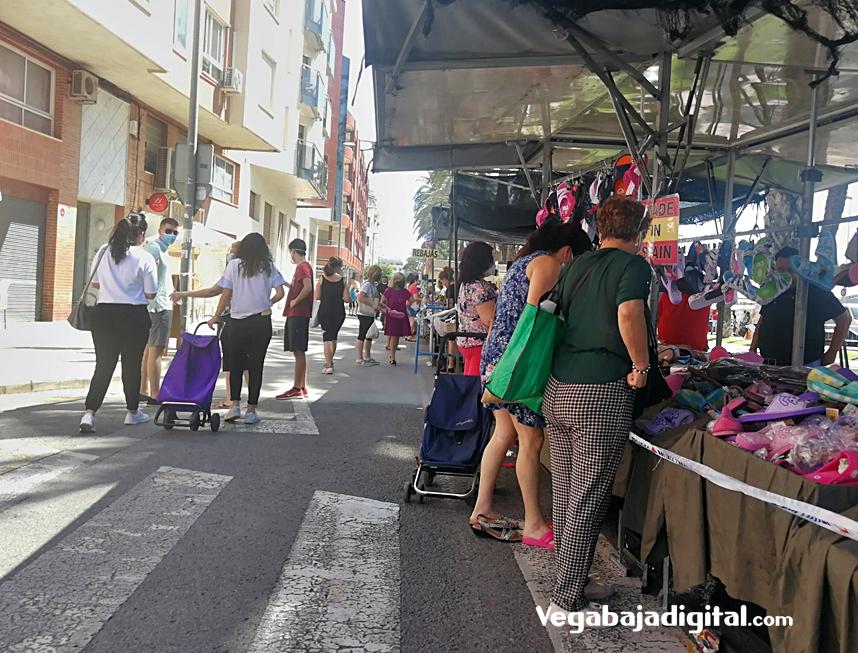 El martes 8 de diciembre sí hay mercadillo en Orihuela 6