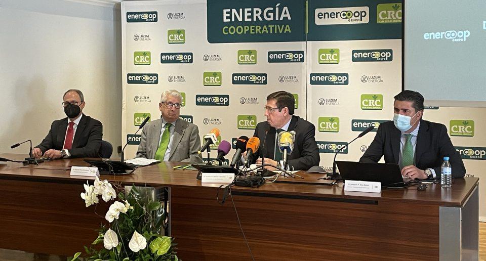 Grupo Enercoop y Caja Rural Central firman una alianza para producir y comercializar energía 6