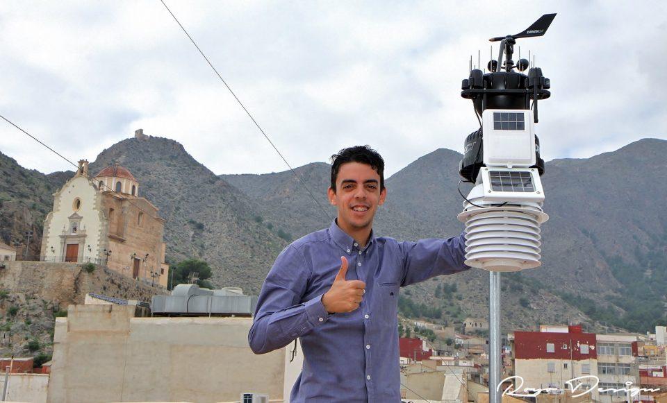 MeteOrihuela; uniendo a la Vega Baja a través de la predicción del tiempo 6