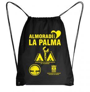 """""""Almoradí con La Palma"""", iniciativa solidaria de la asociación de comerciantes 7"""