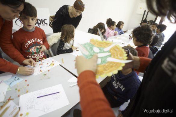 Los niños y niñas de Granja aprenden y se divierten con el MUDIC 7
