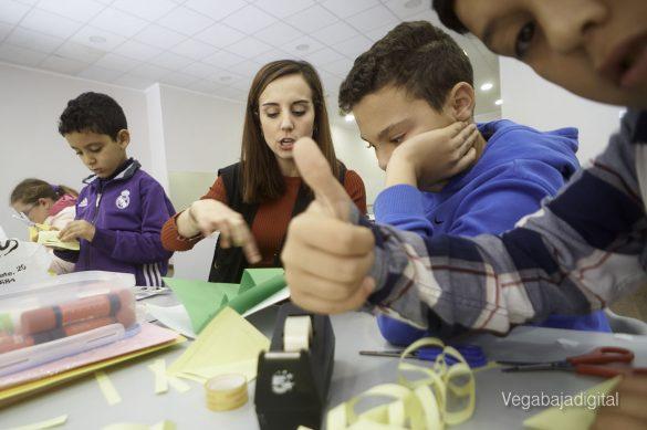 Los niños y niñas de Granja aprenden y se divierten con el MUDIC 9