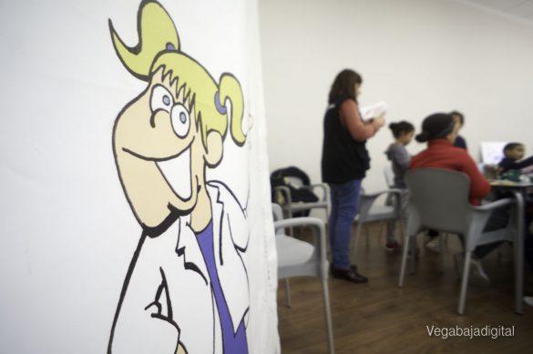 Los niños y niñas de Granja aprenden y se divierten con el MUDIC 10