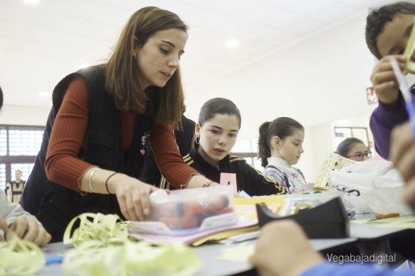 Los niños y niñas de Granja aprenden y se divierten con el MUDIC 20