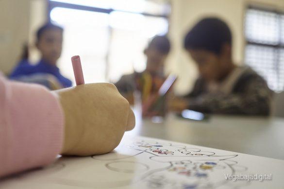 Los niños y niñas de Granja aprenden y se divierten con el MUDIC 26