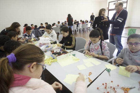 Los niños y niñas de Granja aprenden y se divierten con el MUDIC 29