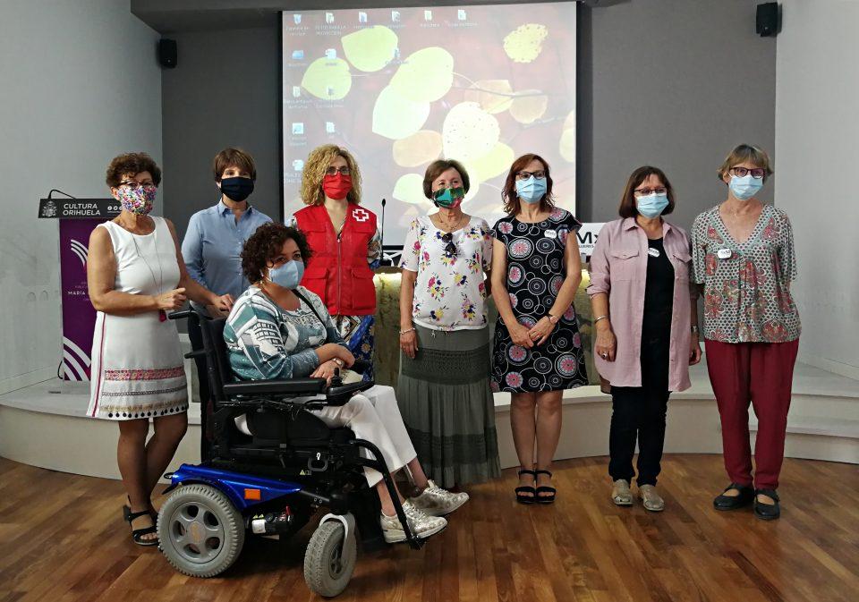 Mujeres por Mujeres Jacarilla 2012 integra un proyecto europeo contra la violencia de género 6
