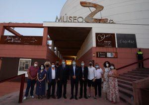 Puig renueva el espíritu de cooperación con Jaén en la visita al legado de Miguel Hernández 8