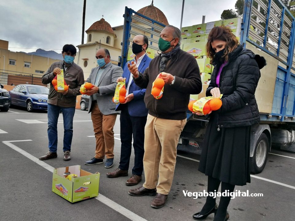 Un pueblo de León recibirá 900 kilos de naranjas de Hurchillo para promocionar Orihuela 6