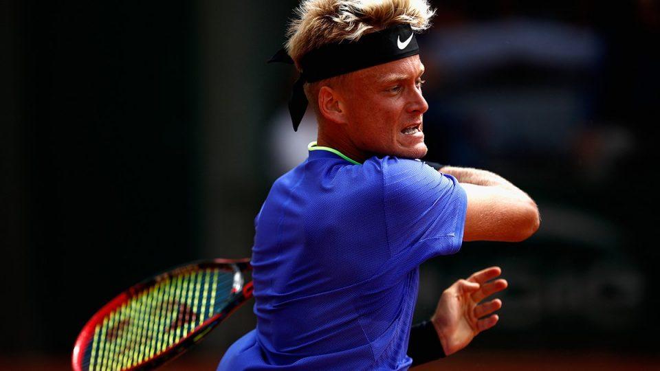 Nicola Kuhn gana en Australia su primer partido en un Grand Slam 6