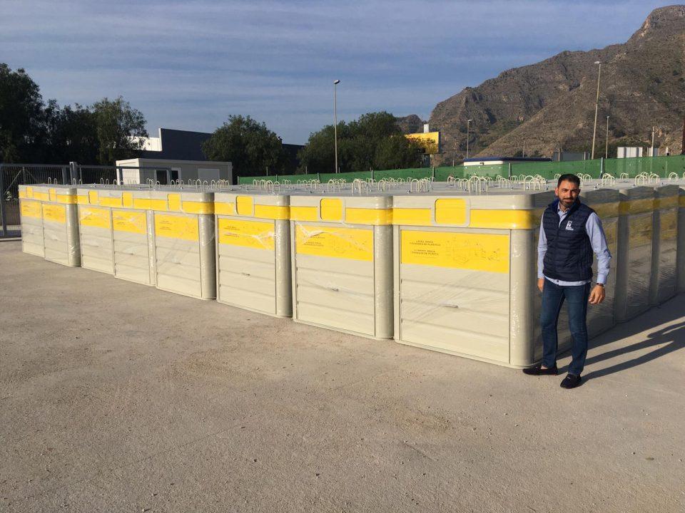 Orihuela tendrá 80 nuevos contenedores de recogida selectiva de envases 6