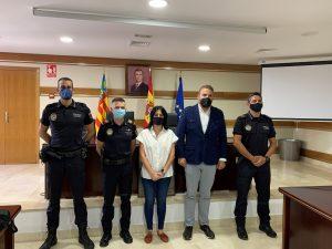 La Policía Local de Redován suma dos agentes a su plantilla 7