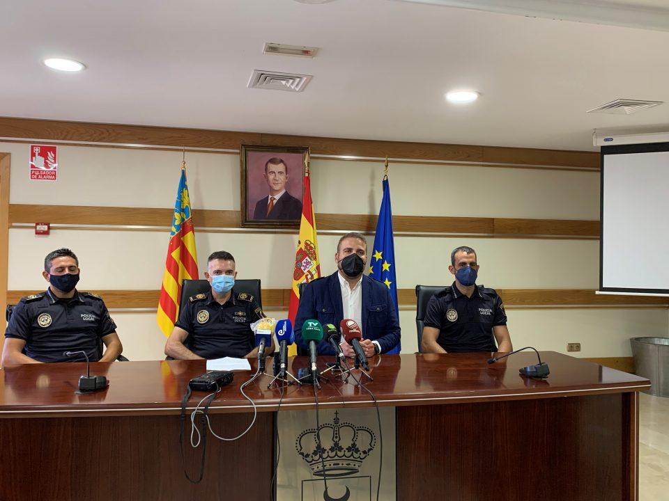 La Policía Local de Redován suma dos agentes a su plantilla 6