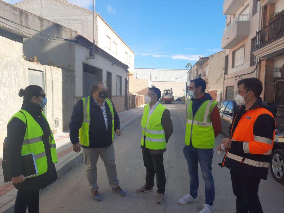 Rafal suscribirá un convenio con Orihuela para canalizar las aguas entre ambos municipios 6