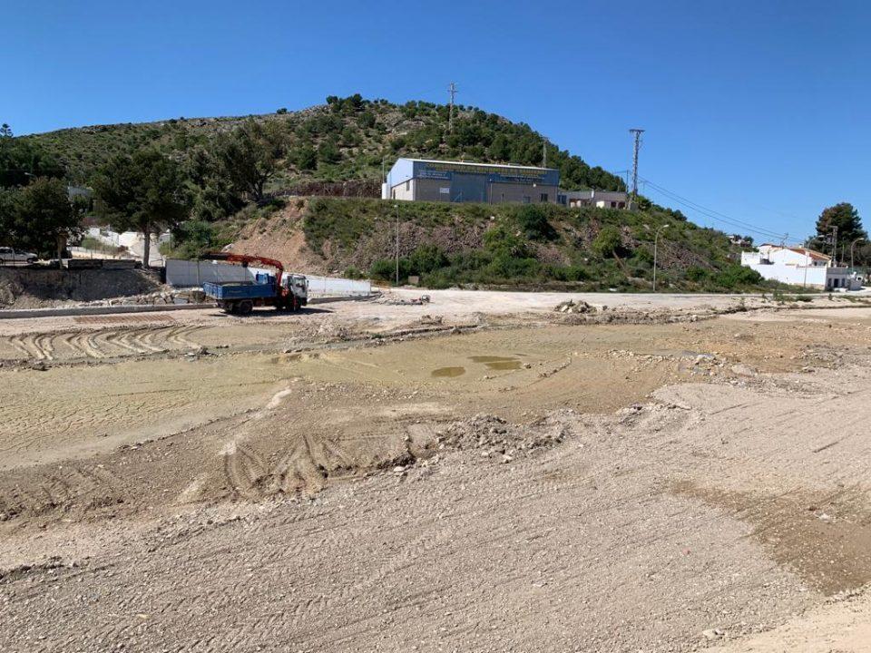 Ana Serna rechaza el desvío de las aguas de la Rambla de Abanilla por la zona norte de la Vega Baja 6