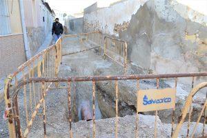 El Ayuntamiento de Rojales ejecuta obras de mejora en el casco antiguo 7