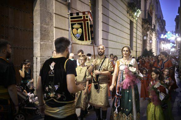 Flores para iniciar la Reconquista de Orihuela 11