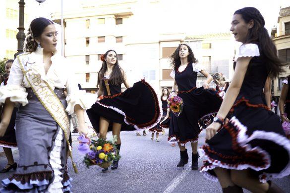 Flores para iniciar la Reconquista de Orihuela 15