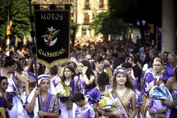 Flores para iniciar la Reconquista de Orihuela 17