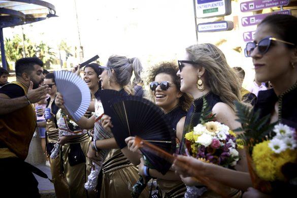 Flores para iniciar la Reconquista de Orihuela 19