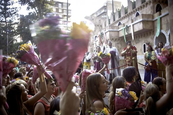 Flores para iniciar la Reconquista de Orihuela 22