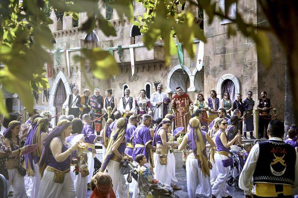 Flores para iniciar la Reconquista de Orihuela 24