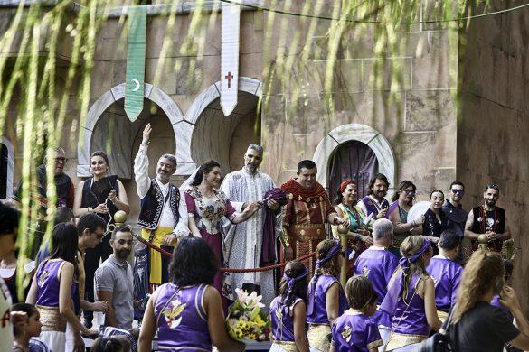 Flores para iniciar la Reconquista de Orihuela 25
