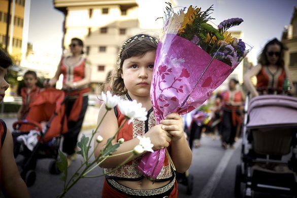 Flores para iniciar la Reconquista de Orihuela 39