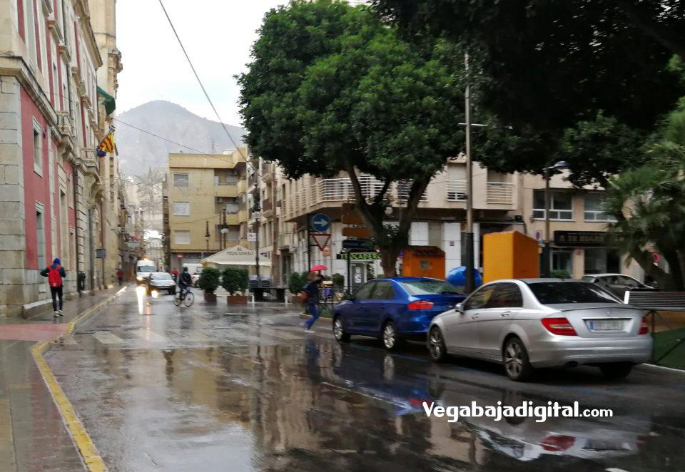 Una nueva borrasca dejará lluvias a partir del miércoles 6