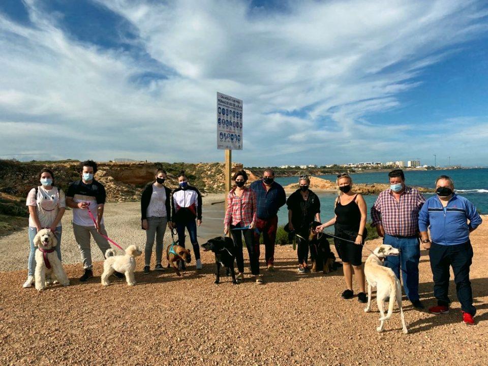 Orihuela autoriza la primera playa para perros 6